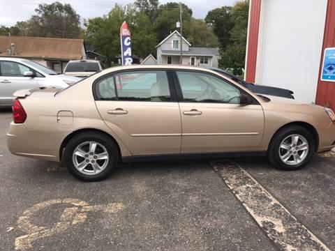 2005 Chevrolet Malibu for sale in Faribault, MN