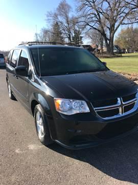 2012 Dodge Grand Caravan for sale at Malecha's Auto Sales in Faribault MN