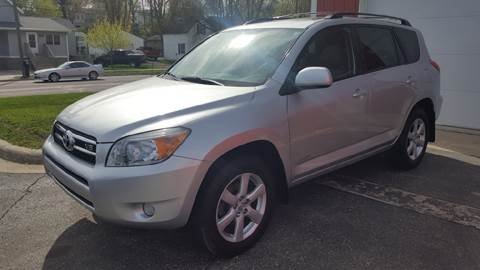 2007 Toyota RAV4 for sale at Malecha's Auto Sales in Faribault MN