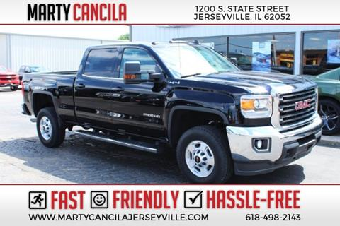 2018 GMC Sierra 2500HD for sale in Jerseyville, IL