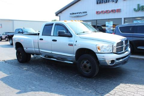2008 Dodge Ram Pickup 3500 for sale at Marty Cancila Chrysler Dodge Jeep Ram in Jerseyville IL