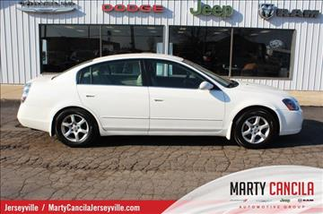 2006 Nissan Altima for sale in Jerseyville, IL
