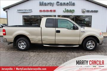 2007 Ford F-150 for sale in Jerseyville, IL