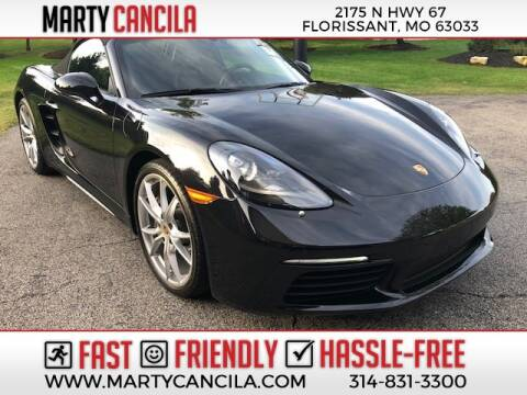 2017 Porsche 718 Boxster for sale in Florissant, MO