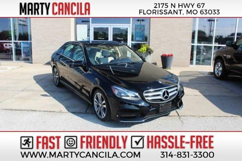 2016 Mercedes-Benz E-Class for sale in Florissant, MO