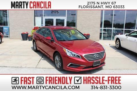 2016 Hyundai Sonata for sale in Florissant, MO