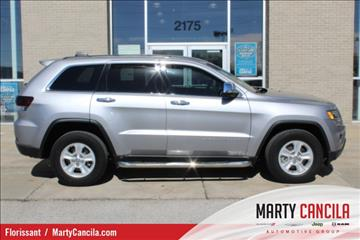 2015 Jeep Grand Cherokee for sale in Florissant, MO