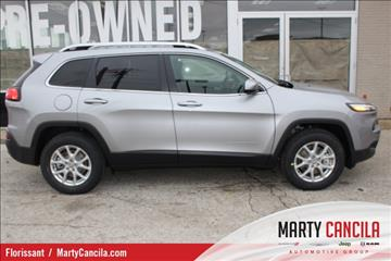 2017 Jeep Cherokee for sale in Florissant, MO