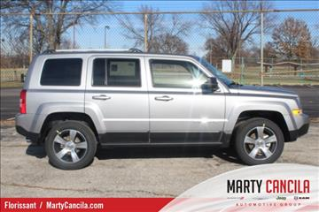 2017 Jeep Patriot for sale in Florissant, MO