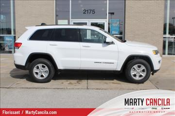 2017 Jeep Grand Cherokee for sale in Florissant, MO