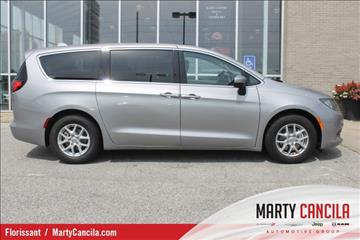 2017 Chrysler Pacifica for sale in Florissant, MO