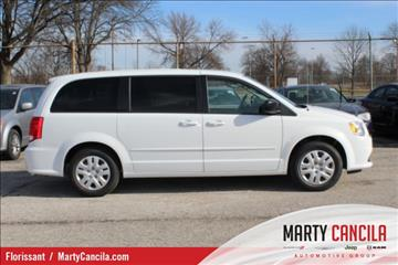 2017 Dodge Grand Caravan for sale in Florissant, MO