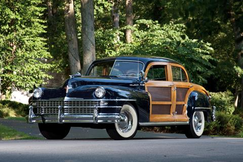 1948 Chrysler Town and Country for sale in Boulder, CO