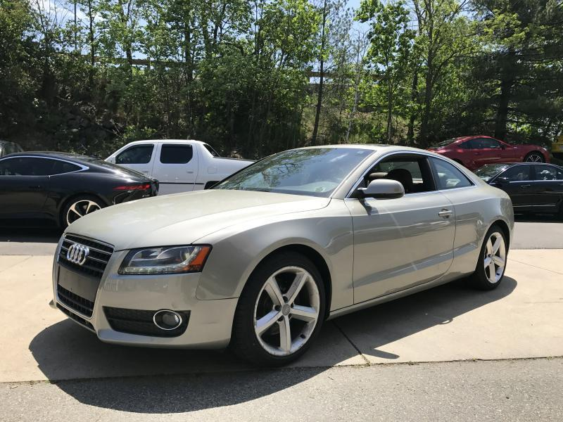 Audi A T Quattro Premium Plus In Quincy MA Bos Auto Inc - Audi car 2010