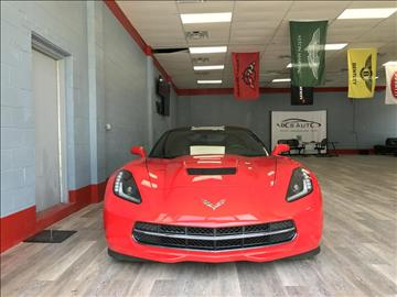 2014 Chevrolet Corvette for sale at Bos Auto Inc in Quincy MA