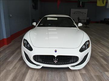 2013 Maserati GranTurismo for sale in Quincy, MA