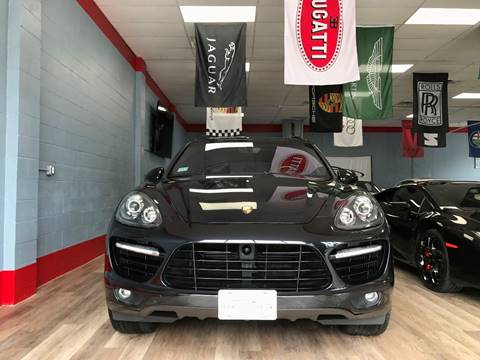 2014 Porsche Cayenne for sale at Bos Auto Inc in Quincy MA