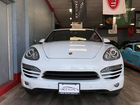2013 Porsche Cayenne for sale in Jamaica Plain, MA