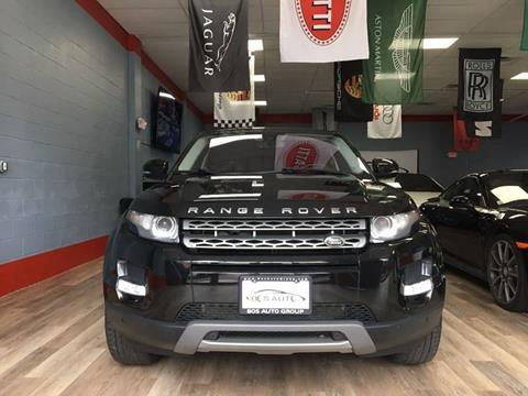 2013 Land Rover Range Rover Evoque for sale in Quincy, MA