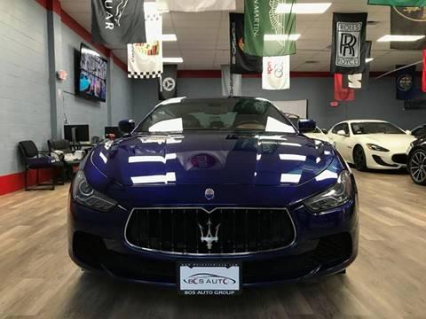 2014 Maserati Ghibli for sale in Quincy, MA