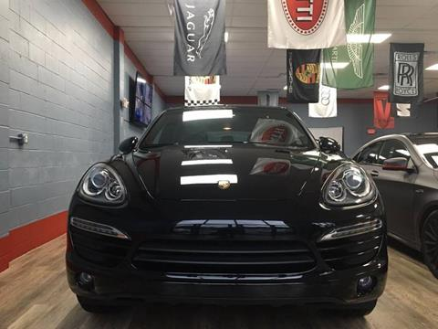 2014 Porsche Cayenne for sale in Quincy, MA