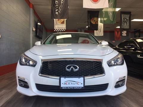 2014 Infiniti Q50 for sale in Quincy, MA
