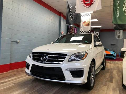 2014 Mercedes-Benz M-Class for sale at Bos Auto Inc in Quincy MA