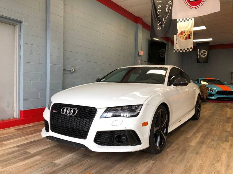 2014 Audi RS 7 for sale at Bos Auto Inc in Quincy MA