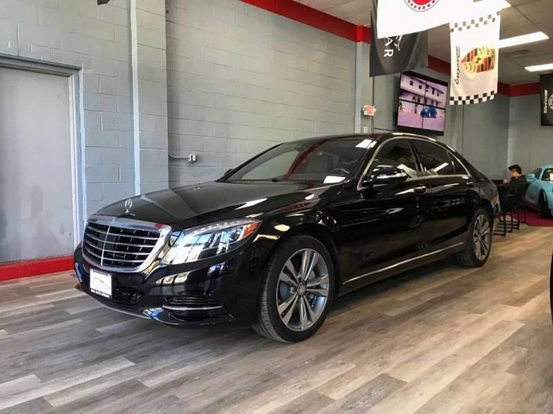 2014 Mercedes-Benz S-Class for sale at Bos Auto Inc in Quincy MA