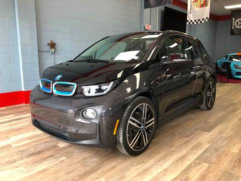 2015 BMW i3 for sale at Bos Auto Inc in Quincy MA