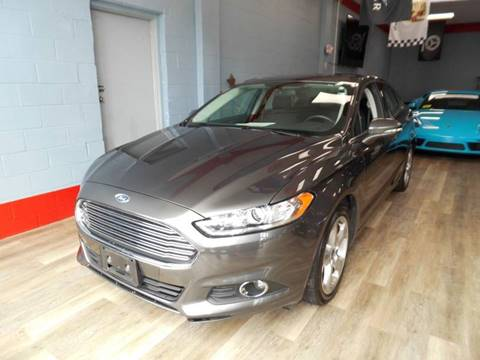 Ford Fusion For Sale In Quincy Ma