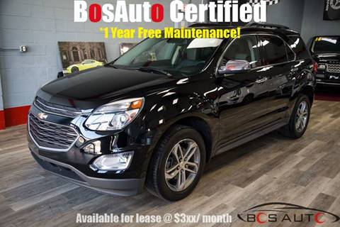 Chevrolet Equinox For Sale At Bos Auto Inc Boston In Jamaica Plain Ma