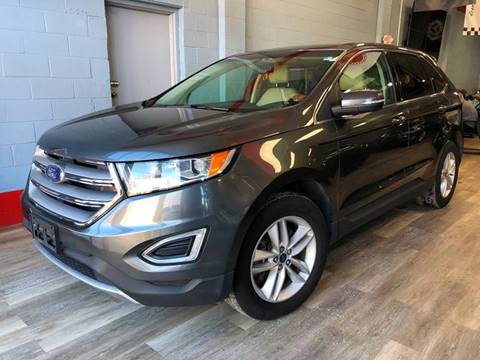 Ford Edge For Sale At Bos Auto Inc In Quincy Ma