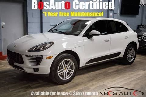 2017 Porsche Macan for sale in Quincy, MA