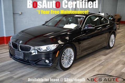 2016 BMW 4 Series for sale in Quincy, MA