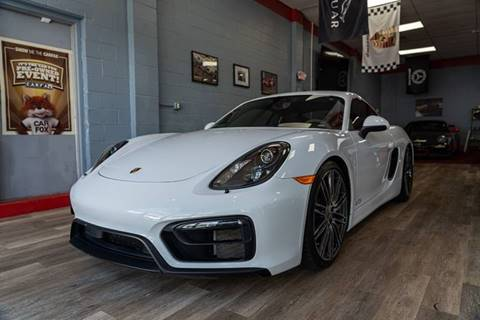 2015 Porsche Cayman for sale in Quincy, MA