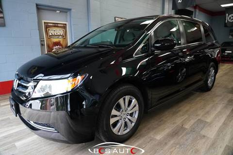 2016 Honda Odyssey for sale in Quincy, MA