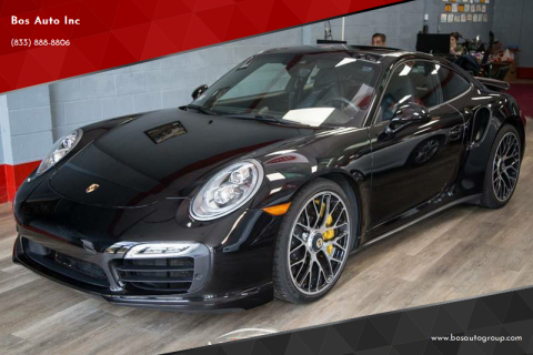 2014 Porsche 911 for sale at Bos Auto Inc in Quincy MA