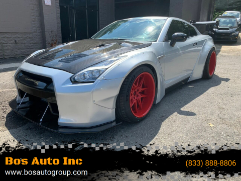 2017 Nissan GT-R for sale at Bos Auto Inc-Boston in Jamaica Plain MA