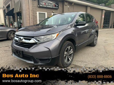 2018 Honda CR-V for sale at Bos Auto Inc in Quincy MA