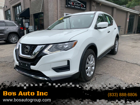2018 Nissan Rogue for sale at Bos Auto Inc in Quincy MA