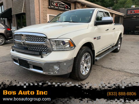 2016 RAM Ram Pickup 1500 for sale at Bos Auto Inc in Quincy MA