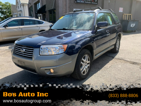 2006 Subaru Forester for sale at Bos Auto Inc in Quincy MA