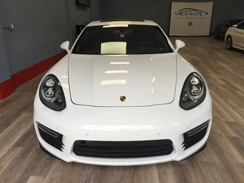2014 Porsche Panamera for sale at Bos Auto Inc in Quincy MA