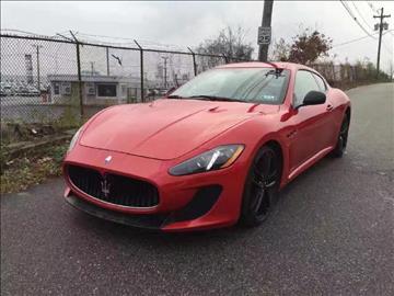 2013 Maserati GranTurismo for sale in Boston, MA