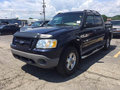 2001 Ford Explorer Sport Trac for sale at Export Auto Sales in Export PA