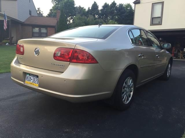 2006 Buick Lucerne for sale at Export Auto Sales in Export PA