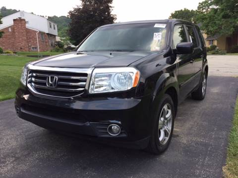 2012 Honda Pilot for sale at Export Auto Sales in Export PA