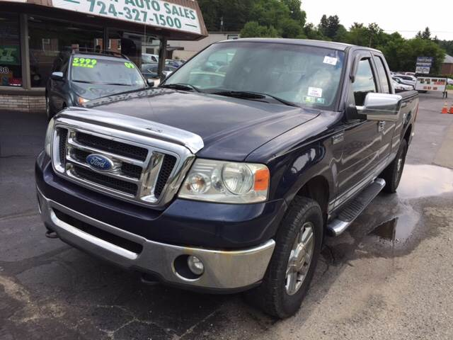 2006 Ford F-150 for sale at Export Auto Sales in Export PA