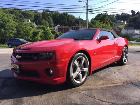 2011 Chevrolet Camaro for sale at Export Auto Sales in Export PA